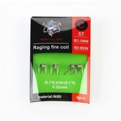 Picture of Demon Killer Raging Fire Coil Ni80 C 0.32ohm