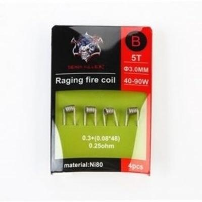 Picture of Demon Killer Raging Fire Coil Ni80 B 0.25ohm