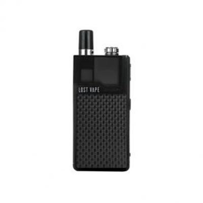 Picture of Lost Vape Orion DNA GO Kit 950mAh Black Carbon Fiber