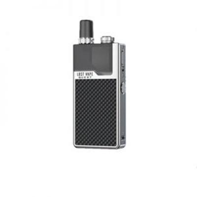 Picture of Lost Vape Orion Q Kit 950mAh SS Black Weave