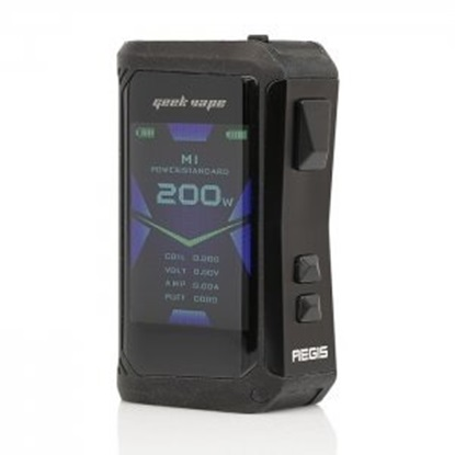 Picture of GeekVape Aegis X 200W Mod Stealth Black