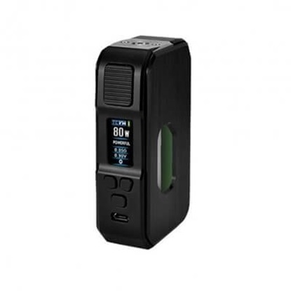 Picture of Hcigar Aurora 80W 21700 Squonk Black