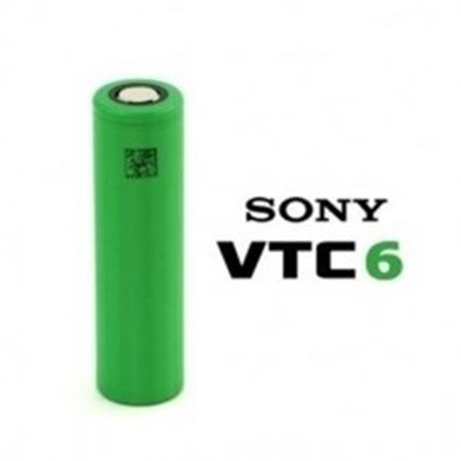 Picture of Sony VTC6 18650 30A 3000mAh