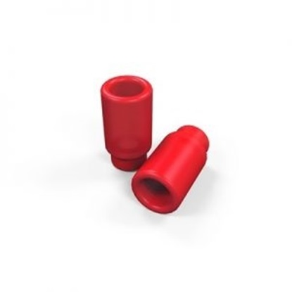 Picture of Silicone Drip Tip for 510 Atomizer Red