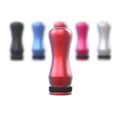 Picture of Mouthpiece Aluminium Red