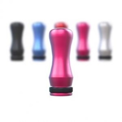 Picture of Mouthpiece Aluminium Pink