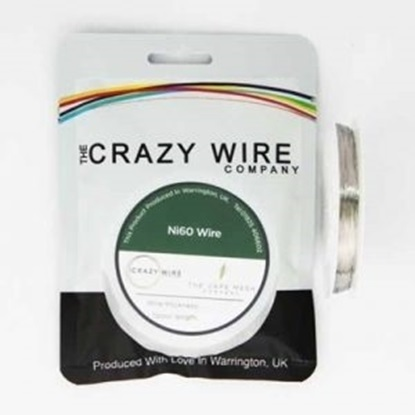 Picture of Crazy Wire Ni60 0.32mm 10m