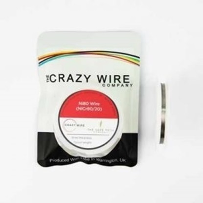Picture of Crazy Wire Ni80 0,35mm 10m