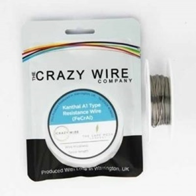 Picture of Crazy Wire Kanthal A1 0,35mm 10m