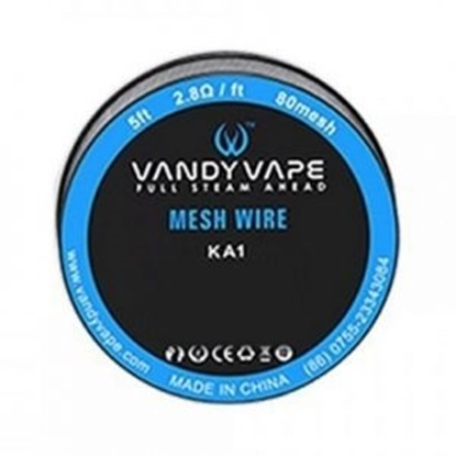 Picture of Vandy Vape Kanthal A1 Mesh Wire(80mesh)