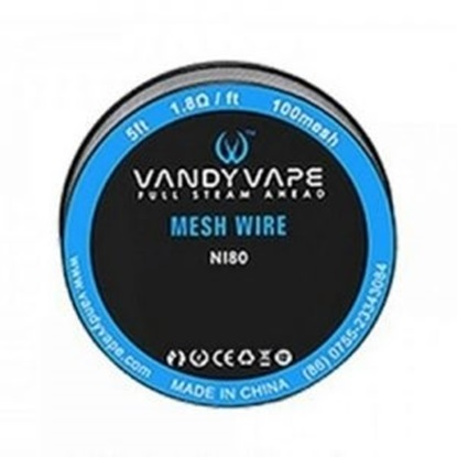 Picture of Vandy Vape Ni80 Mesh Wire(100mesh)