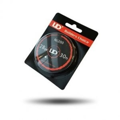 Picture of Wire Ud Ni 200 9m 0,30mm(28ga)