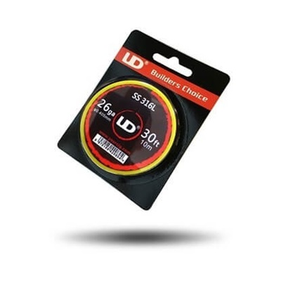 Picture of Ud Wire SS316L 10m 0,40mm(26ga)