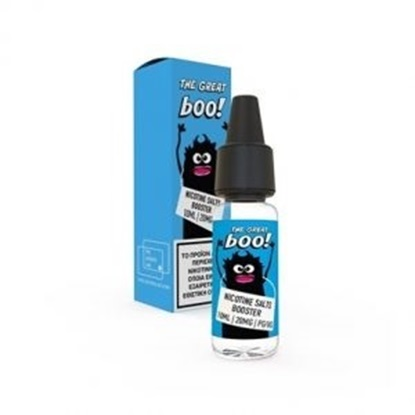 Picture of Boo Salt Nicotine boo Vg-pg