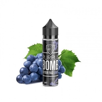 Picture of VGOD Purple Bomb (20ml to 60ml )