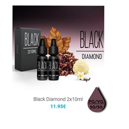 Picture of 2x10ml Black Diamond