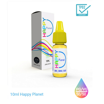 Picture of 10ml Happy Planet