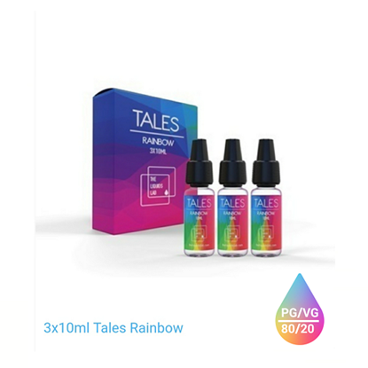 Picture of 3x10ml Tales Rainbow