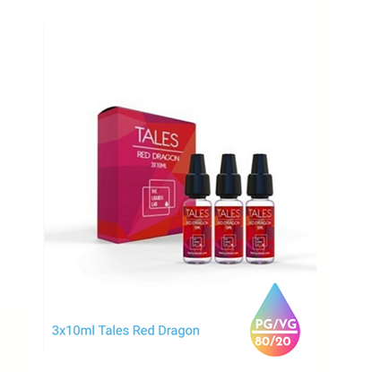 Picture of 3x10ml Tales Red Dragon
