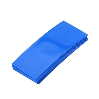 Picture of Plastic Wrap for 18650 Blue