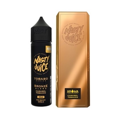 Picture of Nasty Juice Bronze Blend Caramel Tobacco (20ml to 60ml)
