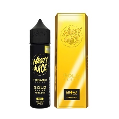 Picture of Nasty Juice Gold Blend Tobacco (20ml to 60ml)