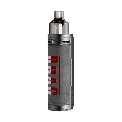 Picture of VooPoo Drag X Pod Kit 4.5ml Iron Knight