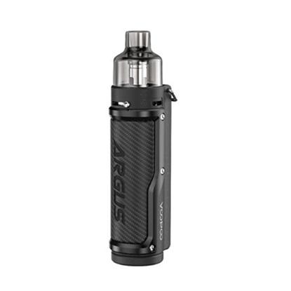 Picture of VooPoo Argus Pro 80W 4.5ml Carbon Fiber & Black