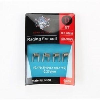Picture of Demon Killer Raging Fire Coil Ni80 D 0.27ohm
