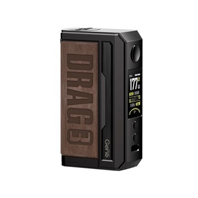 Picture of Voopoo Drag 3 Box Mod 177W MOD Sandy Brown
