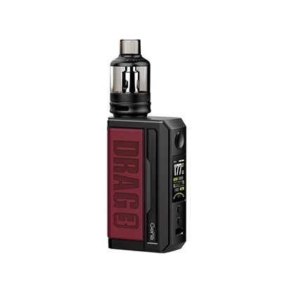 Picture of Voopoo DRAG 3 Box Mod Κit 177W Marsala