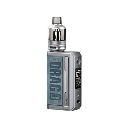 Picture of Voopoo DRAG 3 Box Mod Κit 177W Prussian Blue