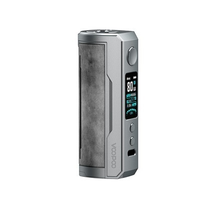 Picture of Voopoo DRAG X PLUS MOD Smokey Grey