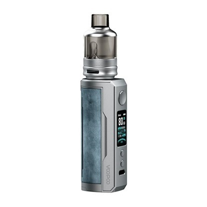 Picture of Drag X Plus Pod Mod 100W Kit Prussian Blue