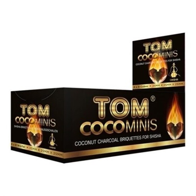 Picture of TOM COCO GOLD DISPENDER 9cubes