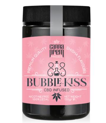 Picture of CANNAPREM SHISHA 150gr BLUE KISS