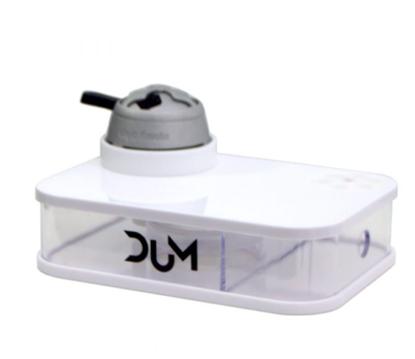 Picture of DUM WEIRD BOX S SHISHA WHITE