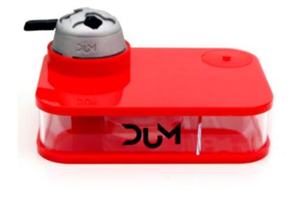 Picture of DUM WEIRD BOX S SHISHA RED