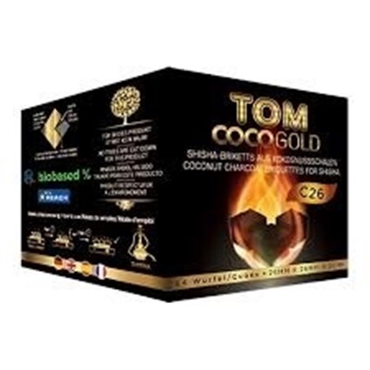 Picture of Tom Coco Gold C26mm 1kg
