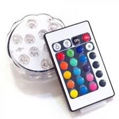 Picture of Amy Deluxe Led and Remote