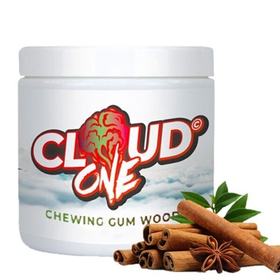 Picture of SHISHA CLOUD ONE 200gr CHEWING GUM WOOD