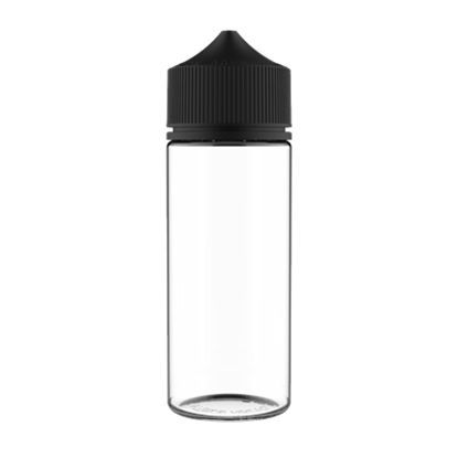 Picture of Chubby Gorilla 120ml V3 Unicorn Clear Bottle Black Cap