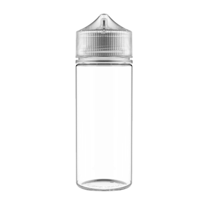 Picture of Chubby Gorilla 120ml V3 Unicorn Clear Bottle Natural Cap