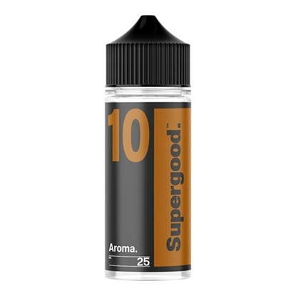 Picture of Supergood. Butter 10. 25ml/120ml