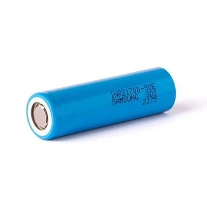 Picture of Samsung INR 21700 50E 10A 5000mAh